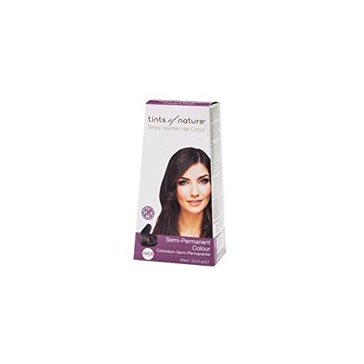 Tints of nature - Semi Permanent Hair Colour - 4MCB Medium Chestnut Brown