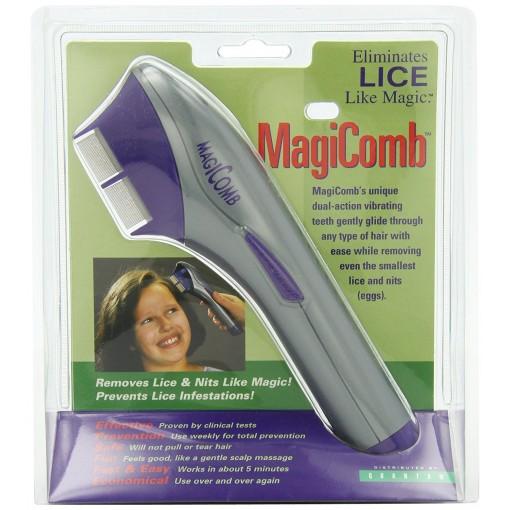 Quantum Research Magicomb, Lice Remover