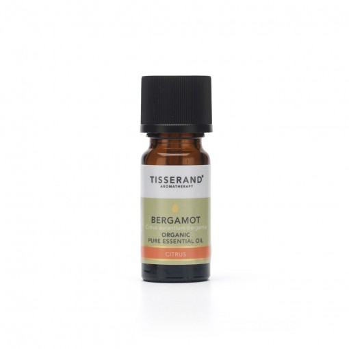 Tisserand - Organic Pure Essential Oil - Bergamot - 9 ml