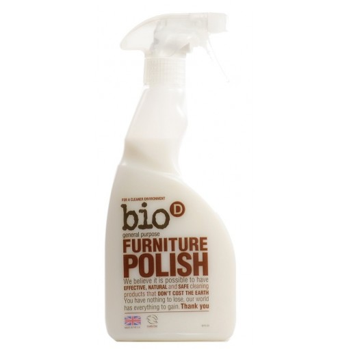 Bio-D - Furniture Polish Spray - 500 ml