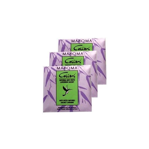 Colibri Maroma Wool Protector Lavender Pack Of 3 Sachets