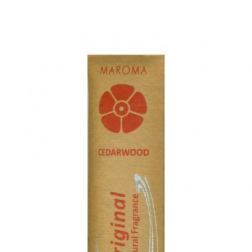 Maroma - Encens d'Auroville - Cedarwood - 10 Incense Sticks