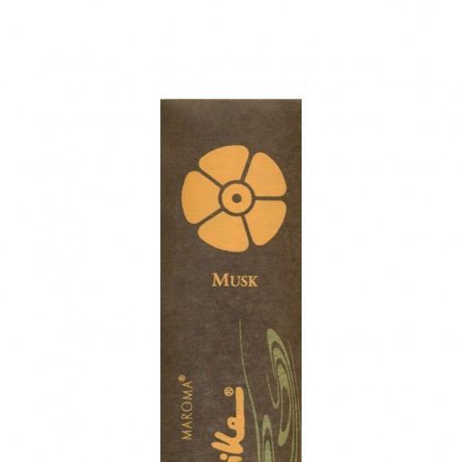Maroma - Encens d'Auroville - Musk - 10 Incense Sticks