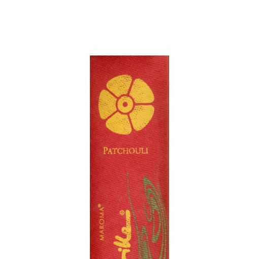 Maroma - Encens d'Auroville - Patchouli - 10 Incense Sticks