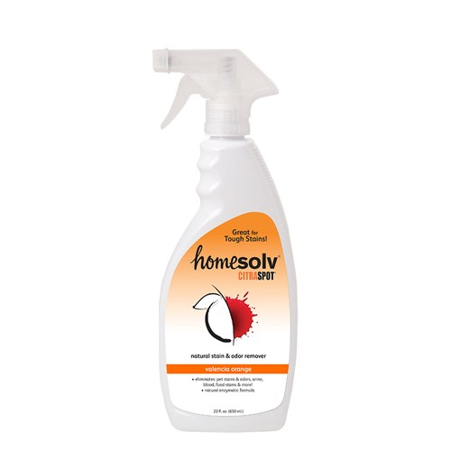 Citra-Solv - HomeSlov CitraSpot - Natural Stain & Odor Remover - Valencia Orange - 22 oz/650 ml