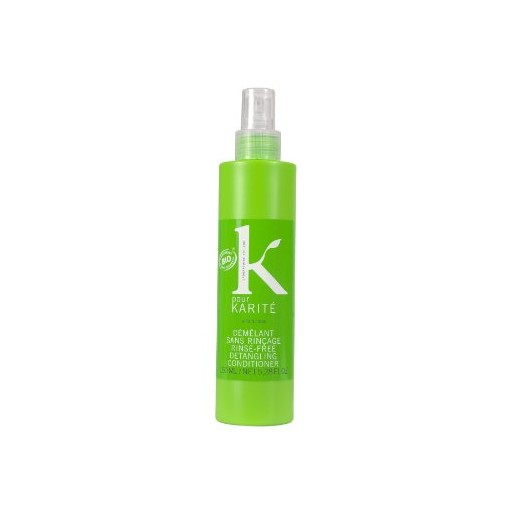 K Pour Karité Kids rinse-free detangling conditioner, with Lemon & Shea 150ml