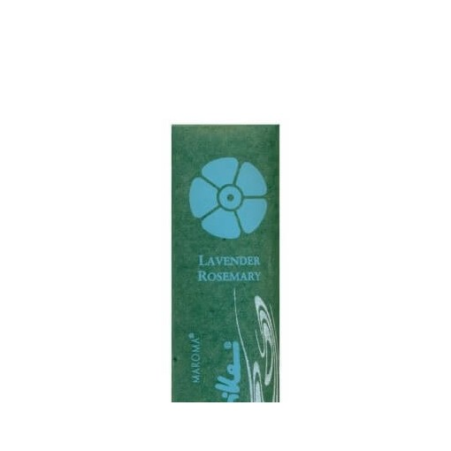 Encens d' Auroville Incense Sticks Lavender Rosemary