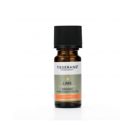 Tisserand - Organic Pure Essential Oil - Lime - 9 ml