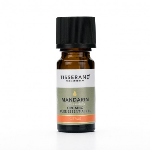 Tisserand - Organic Pure Essential Oil - Mandarin - 9 ml