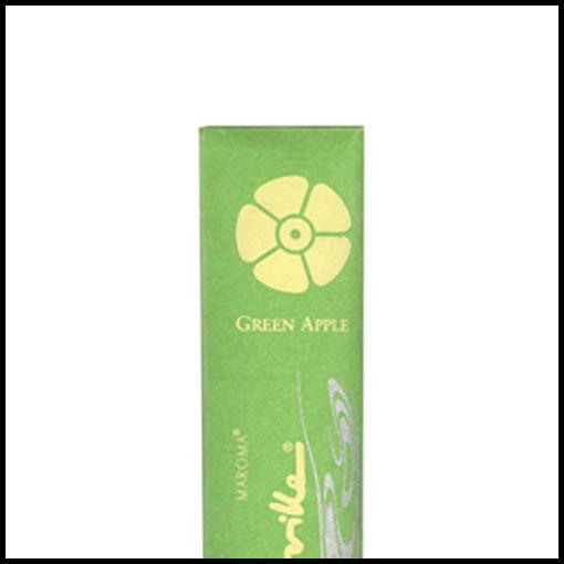 Maroma - Encens d'Auroville - Green Apple - 10 Incense Sticks