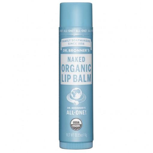 Dr Bronner's - Naked - Lip Balm - 4 gr