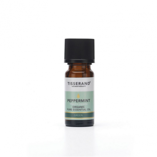 Tisserand - Organic Pure Essential Oil - Peppermint - 9 ml