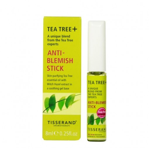 Tisserand - Tea Tree+ Anti Blemish Stick - 8 ml