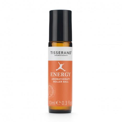 Tisserand - Energy High Pulse Point Roller Ball - 10 ml
