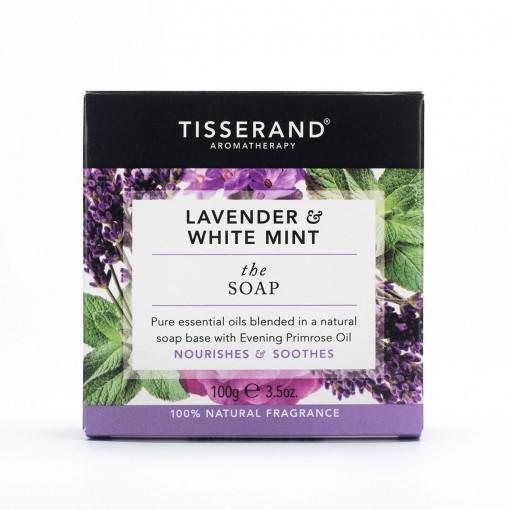 Tisserand - Lavender & White Mint - Soap - 100 gr