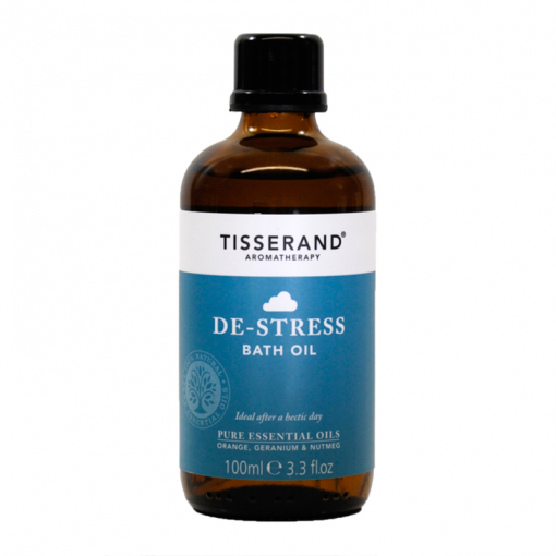 Tisserand - Bath Oil - De-Stress - 100ml