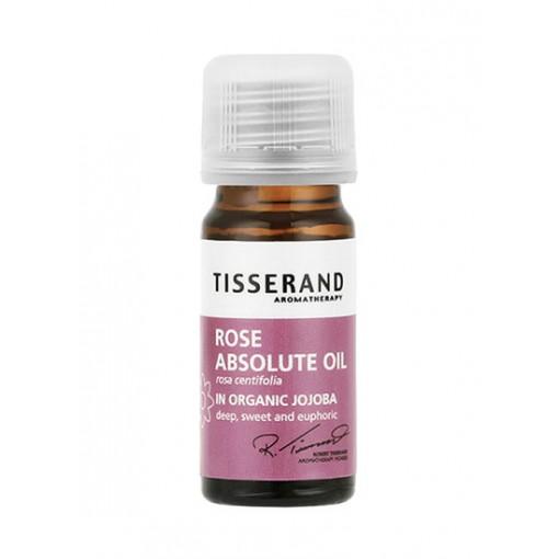 Tisserand - Rose Absolute - Organic Jojoba