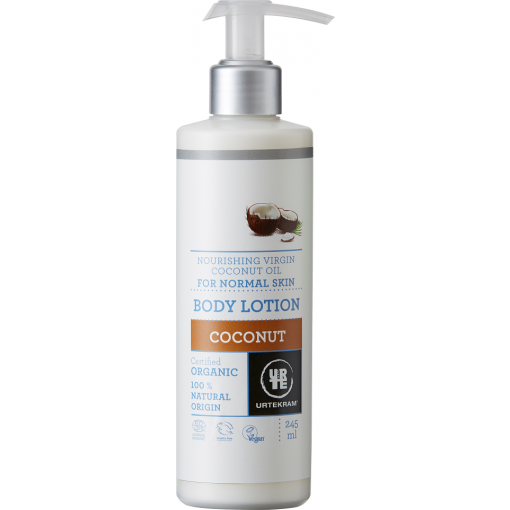 Urtekram - Coconut - Body Lotion - 245 ml
