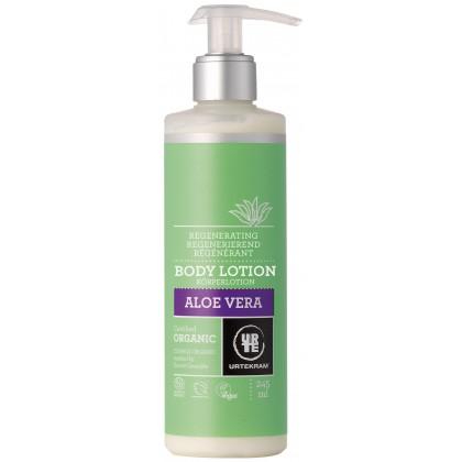 Urtekram - Aloe Vera - Body Lotion - 245 ml