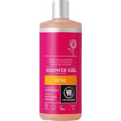 Urtekram - Rose - Shower Gel - 500 ml