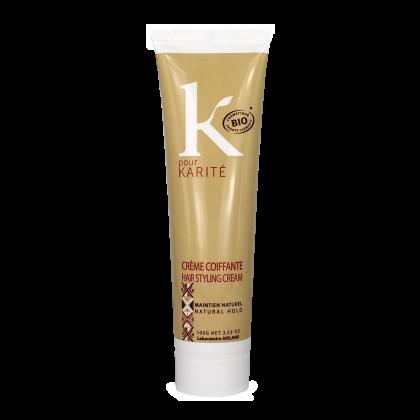 K Pour Karite - Hair Styling Cream - Karite - 100 gr