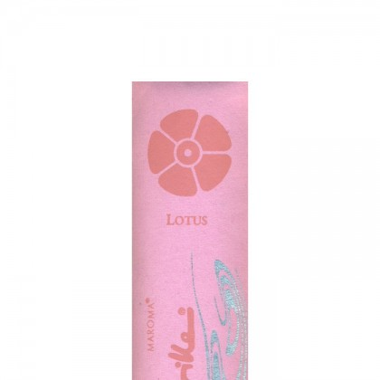 Maroma - Encens d'Auroville - Lotus - 10 Incense Sticks