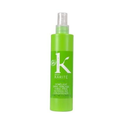 K Pour Karité Kids rinse-free detangling conditioner, with Lemon & Shea 150ml