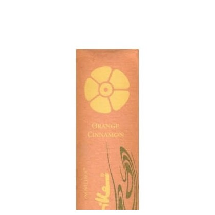 Maroma - Encens d'Auroville - Orange Cinnamon- 10 Incense Sticks