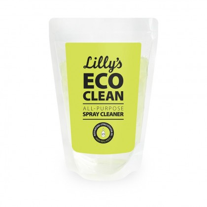 Lilly's Ecoclean - All Purpose Spray Cleaner Refill Pouch - Citrus - 500 ml