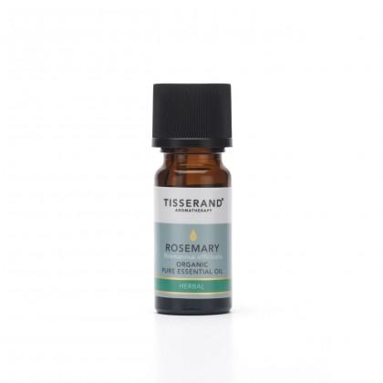 Tisserand - Organic Pure Essential Oil - Rosemary - 9 ml