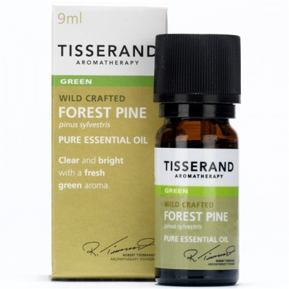 Tisserand - Wild Crafted Pure Essential Oil - Forest Pine - 9 ml