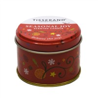 Tisserand -  Seasonal Joy Candle - Red - 100g