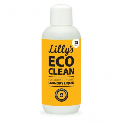Lilly's Ecoclean - Concentrated Non-Bio Laundry Liquid - Orange Blossom & Chamomile - 1L