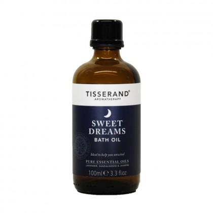 Tisserand - Sweet Dreams - Bath Oil - 100 ml