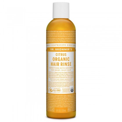 Dr Bronner's - Citrus - Hair Rinse - 8 oz/237 ml