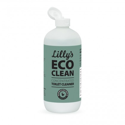 Lilly's Ecoclean - Concentrated Toilet Cleaner - Tea Tree Oil - 750 ml