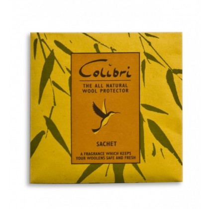 Colibri - Wool Protect Cedarwood - Pack of 3 Sachets