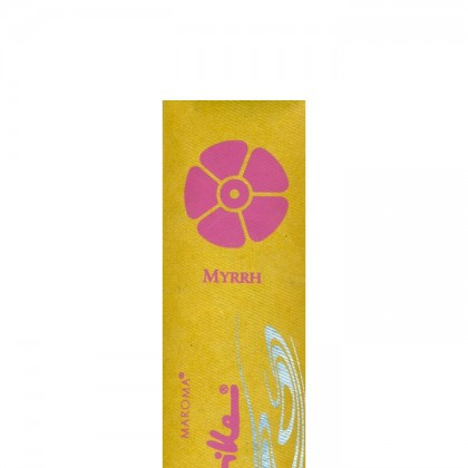 Maroma - Encens d'Auroville - Myrrh - 10 Incense Sticks