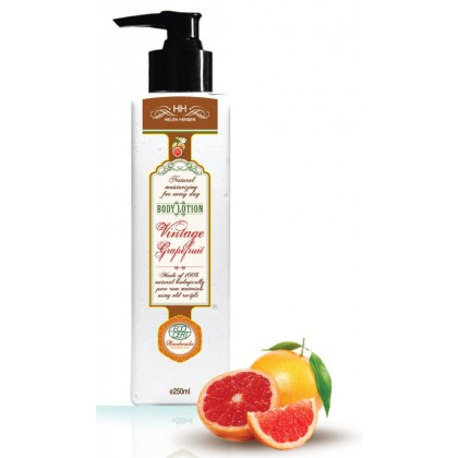 Helen Herber - Body Lotion - Vintage Grapefruit - 250 ml