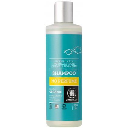 Urtekram - No Perfume - Normal Hair Shampoo - 250 ml