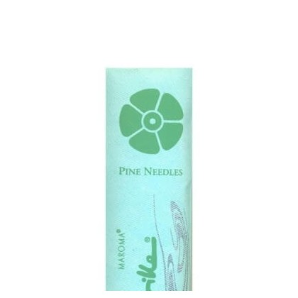 Maroma - Encens d'Auroville - Pine Needles - 10 Incense Sticks
