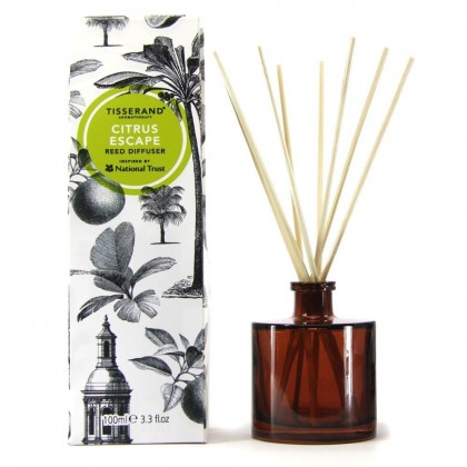 Tisserand - Citrus escape - Reed diffuser - 100 ml
