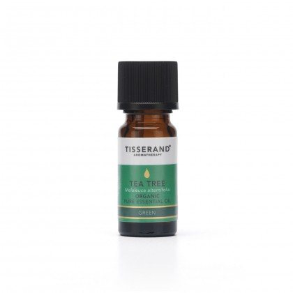 Tisserand - Organic Pure Essential Oil - Tea Tree - 9 ml
