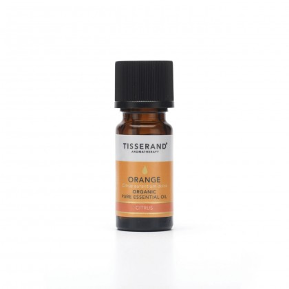 Tisserand - Organic Pure Essential Oil - Orange - 9 ml
