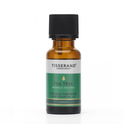 Tea Tree Ethically Harvested Pure Essential Oil 20ml