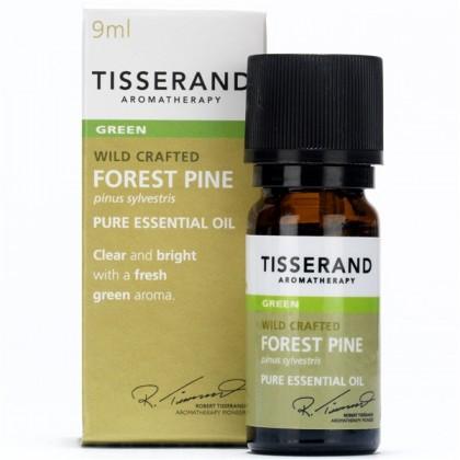 Tisserand - Wild Crafted Pure Essential Oil - Forest Pine - 9 ml