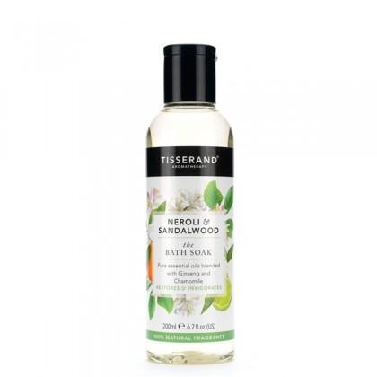 Tisserand - Neroli & Sandalwood - Bath Soak - 200 ml