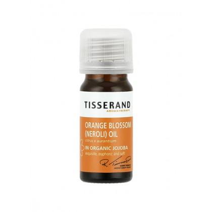 Tisserand - Orange Blossom (Neroli) - Organic Jojoba Skin Perfume Oil - 9 ml