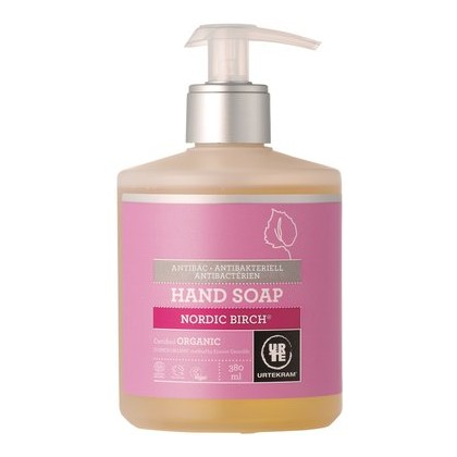 Urtekram - Nordic Birch - Antibac Liquid Hand Soap -  380 ml