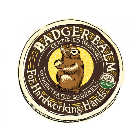 Badger - Badger Balm For Hardworking Hands - 21 gr
